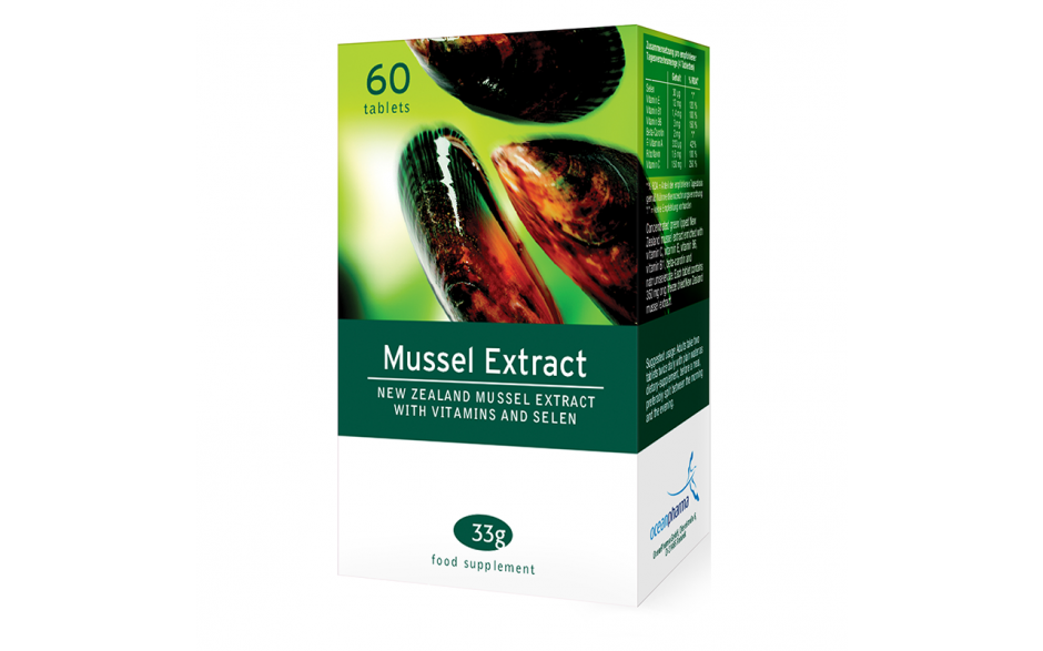 Mussel-Extract