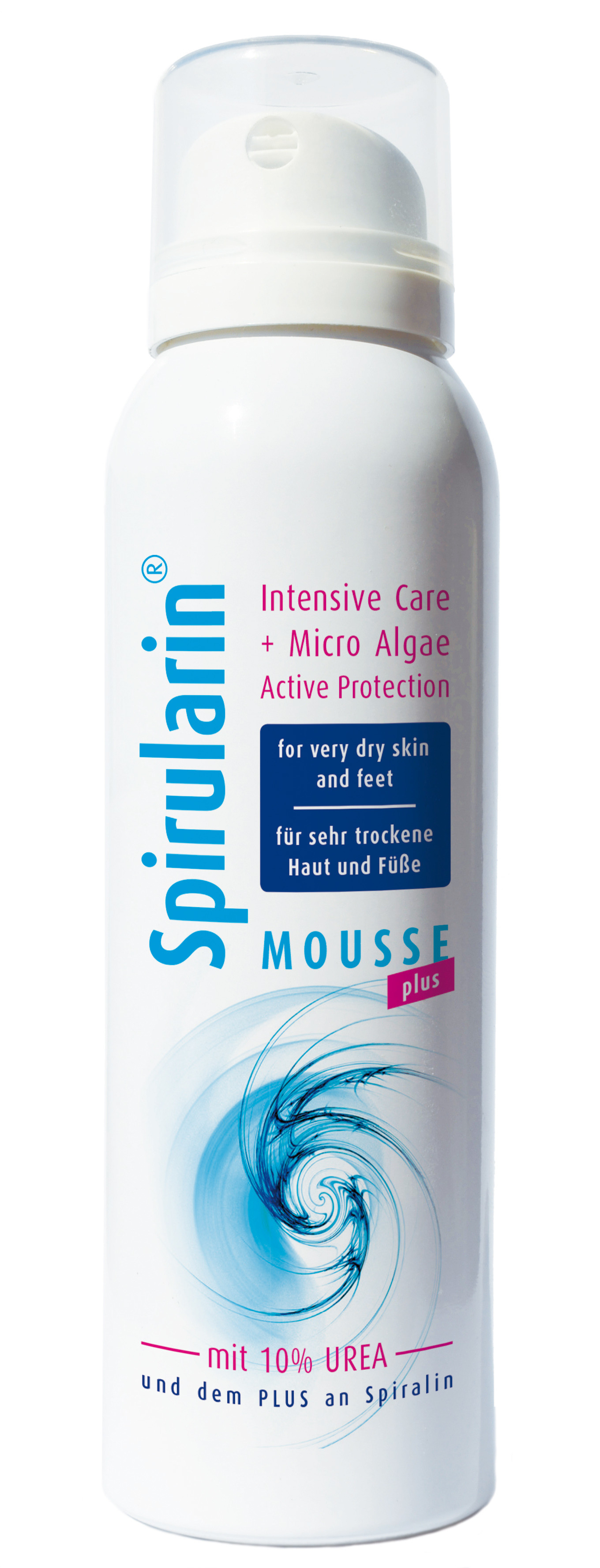 Spirularin Mousse Plus 125ml